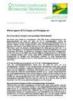 Download Pressemitteilung - Wiener sparen 20 % Energie und Klimagase ein
