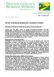 Download Pressemitteilung - Kärnten verteidigt Spitzenplatz bei erneuerbaren Energien