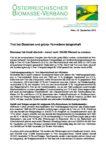 Download Pressemitteilung - Tirol bei Ökostrom und grüner Fernwärme beispielhaft