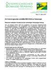 Download Pressemitteilung - EU-Forschungscenter entkräftet NGO-Kritik an Holzenergie