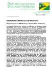 Download Pressemitteilung - Schellnhuber: Mit Holz aus der Klimakrise