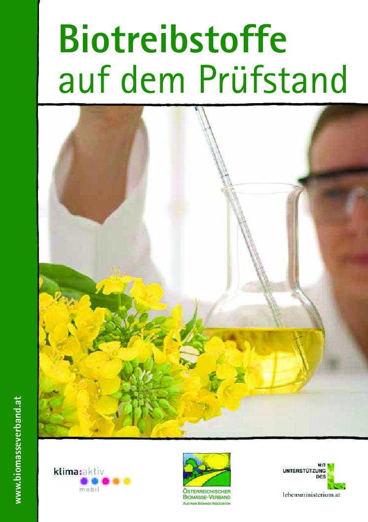 Biotreibstoffe auf dem Prüfstand