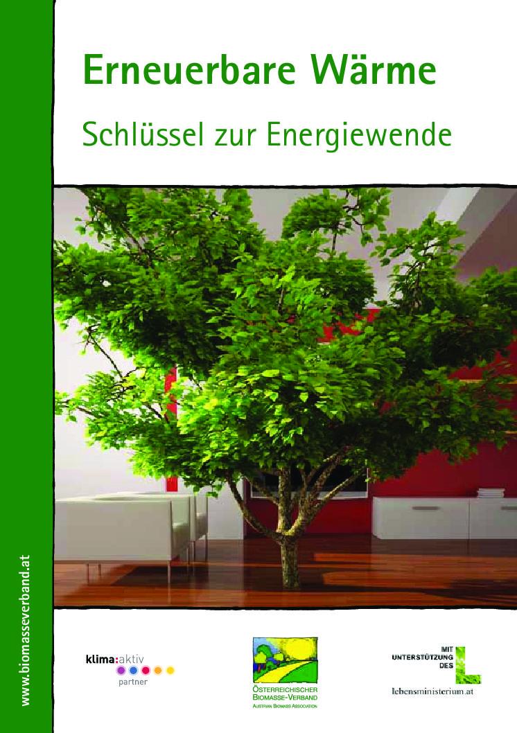 Erneuerbare Wärme – Schlüssel zur Energiewende