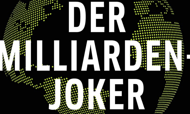 Cover Der Milliarden-Joker