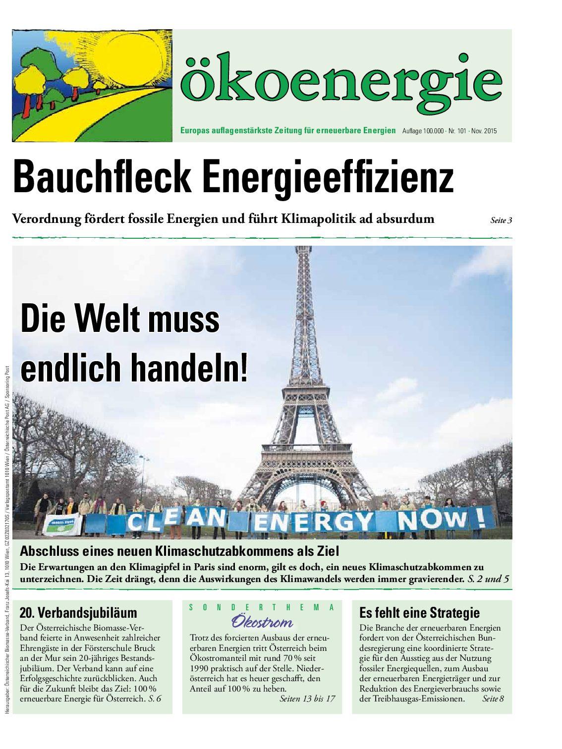 ökoenergie 101