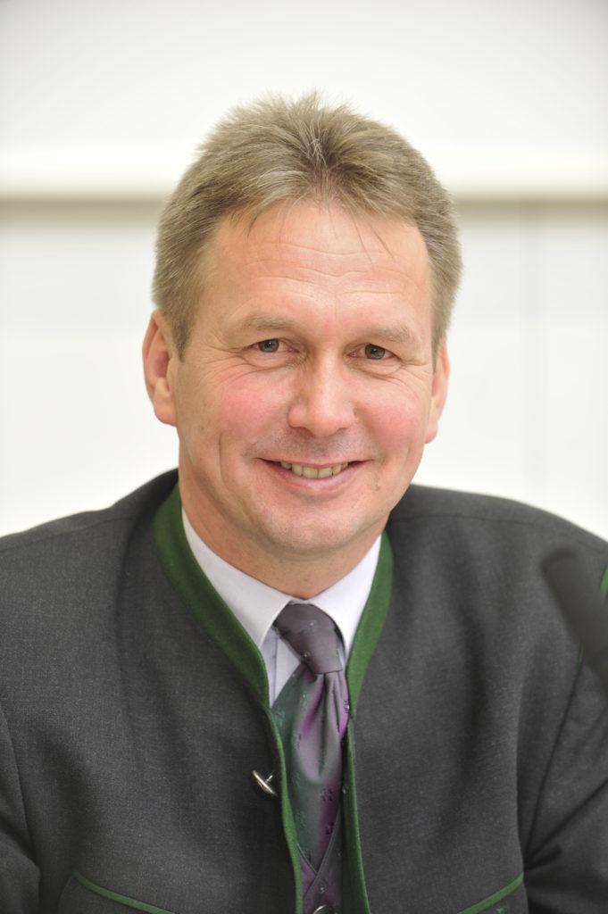 Franz Titschenbacher, Präsident Österreichischer Biomasse-Verband