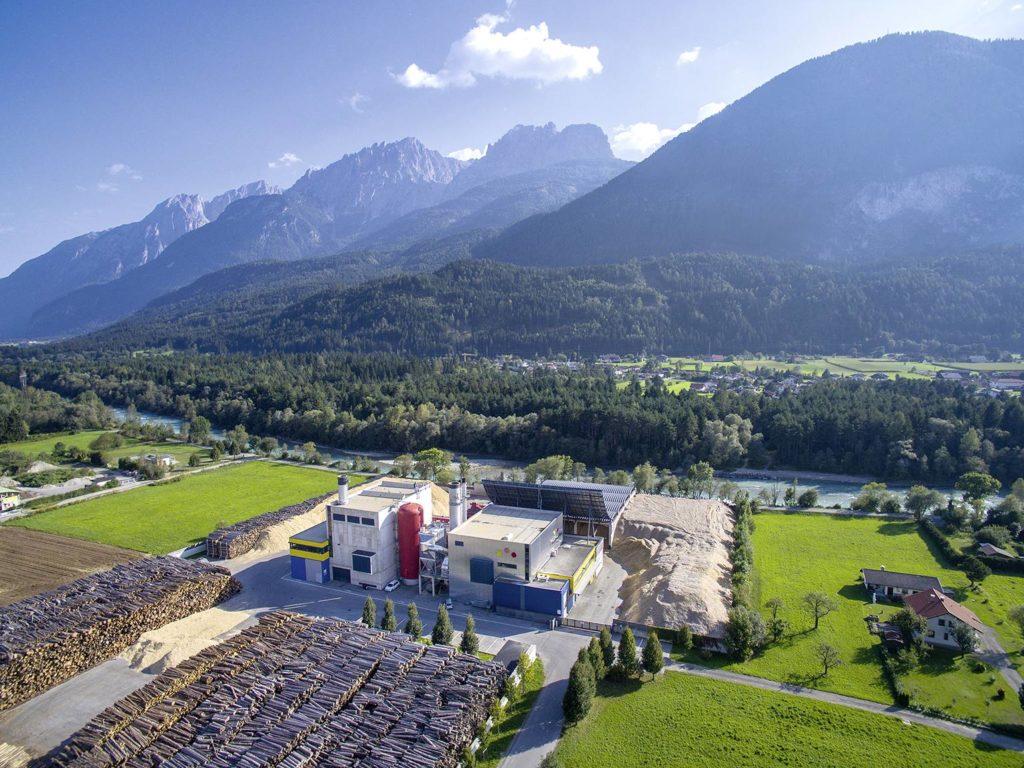 Vorgelperspektive Biomasseheizkraftwerk Lienz
